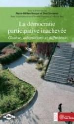 Démocratie participative inachevée (La)