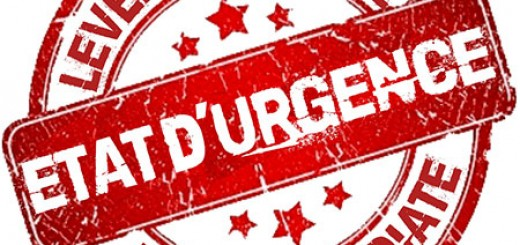 Urgence-sticker