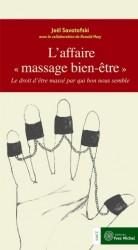 L'affaire «massage bien-être»