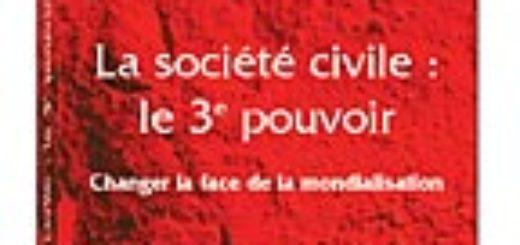 société civile, Nicanor Perlas, éditions Yves Michel
