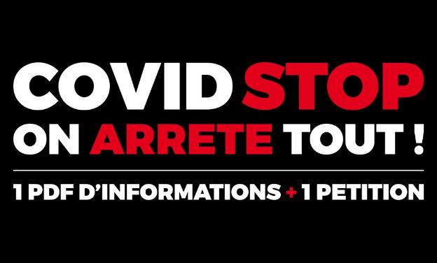 Covid : Stop on arrête tout